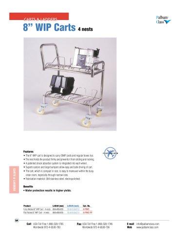 """8"""" WIP Carts"""
