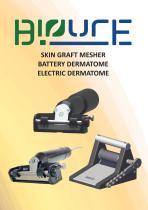 Skin Graft Mesher & Electric Dermatome - 1