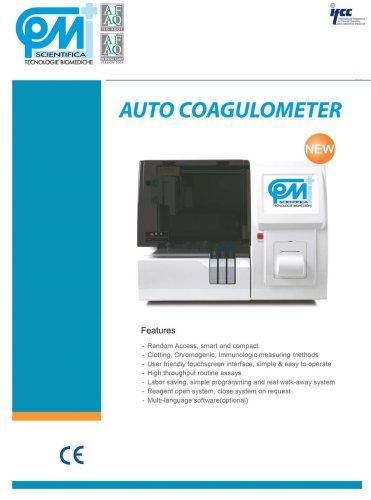 Auto Coagulometer