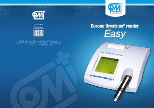 Europe Urystrips® reader Easy