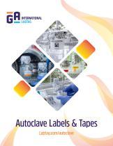 Autoclave Labels