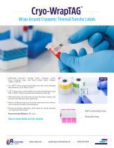 Cryo-WrapTAG™ Wrap-Around Cryogenic Labels