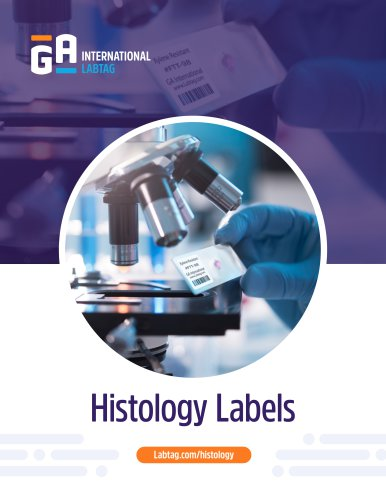 Labels for Histology