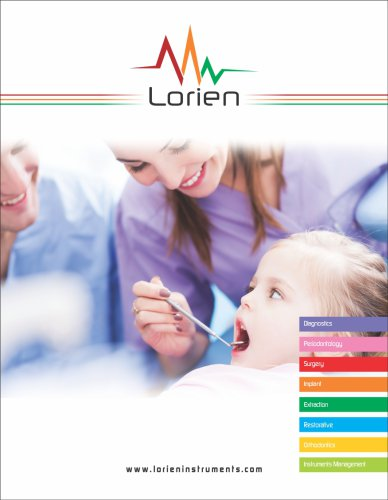Dental Instruments Catalog