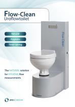 Flow-Clean Uroflowtoilet