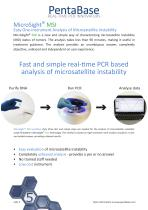 MicroSight® MSI Assays