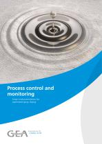 Process control and monitoring