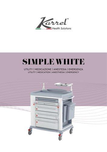 SIMPLE WHITE