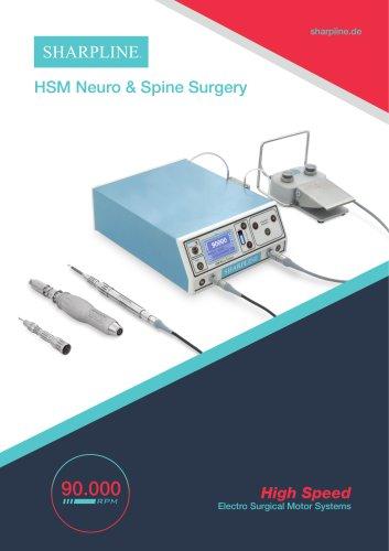 HSM Neuro & Spine surgery