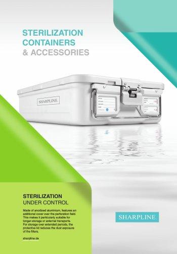 Sharpline Standard Model Containers