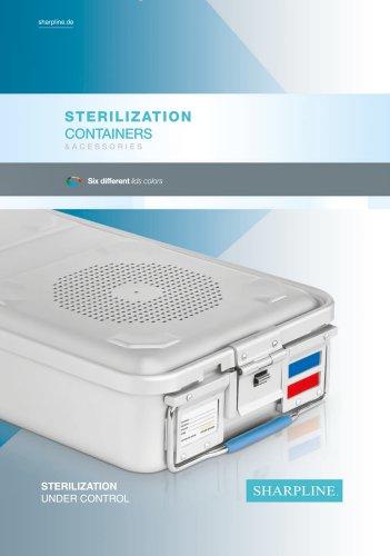 Sterilization container system / SCA Model