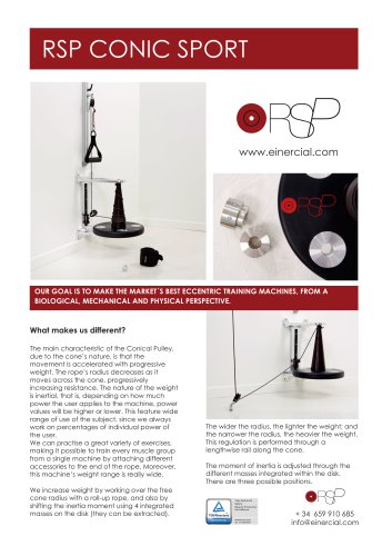 RSP CONIC SPORT