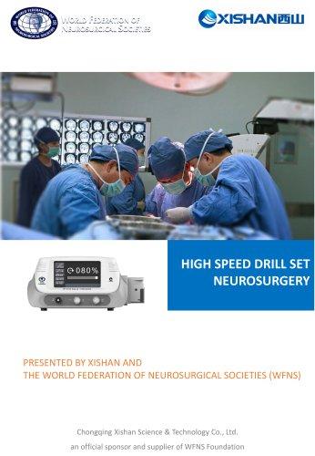 WFNS High Speed Drill Set-XISHAN