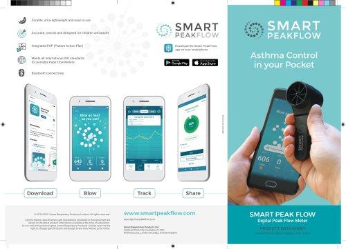 Smart Peak Flow Brochure - English