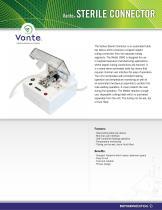 Vante 3960 Sterile Tube Connector