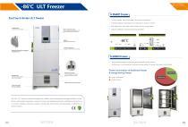 -86°C  ULT Freezer