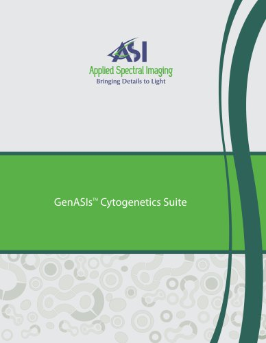GenASIs Cytogenetics Suite