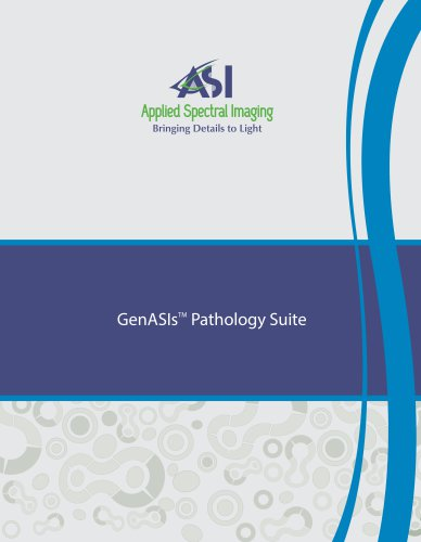 GenASIs Pathology Suite