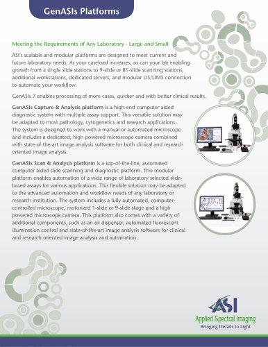 GenASIs Platforms