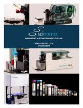 INNOVATING AUTOMATION FOR YOUR LAB