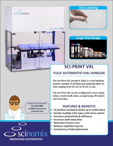 Sci-Print VXL