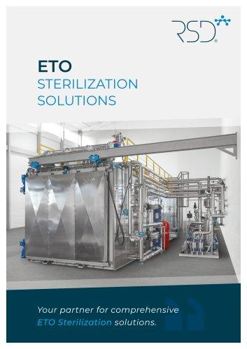 Ethylene Oxide Sterilizers - ETO Sterilizers