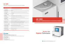 Product Brochure-Chemiluminescence Immunoassay-AI-120S