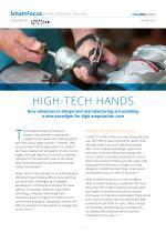 HIGH-TECH HANDS