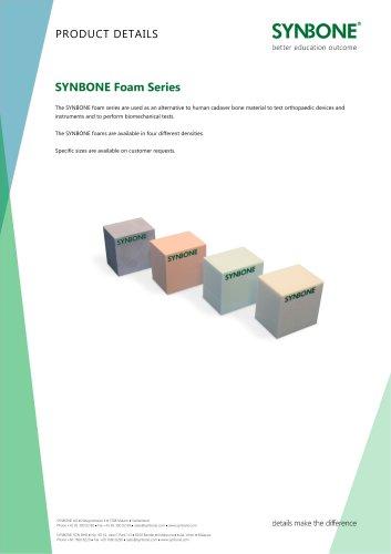 SYNBONE Foam Series