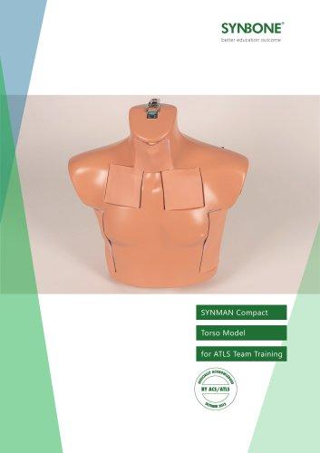 SYNMAN Compact Torso Model Brochure