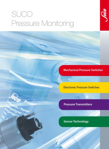 Pressure Monitoring 2019