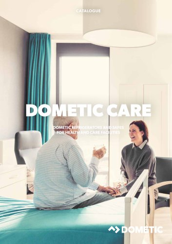 Dometic Care – Dometic refrigerators and safes for health and care facilities