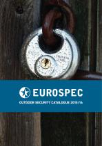 R. Outdoor Security Catalogue - 1