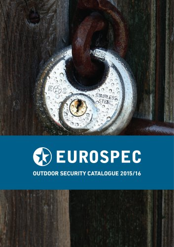 R. Outdoor Security Catalogue