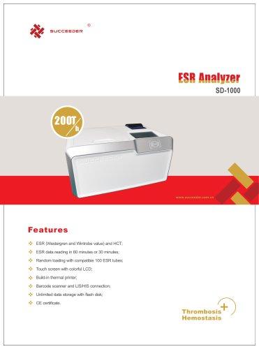 ESR Analyzer SD-1000