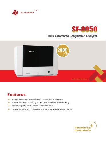 Fully Automated Coagulation Analyzer SF-8050