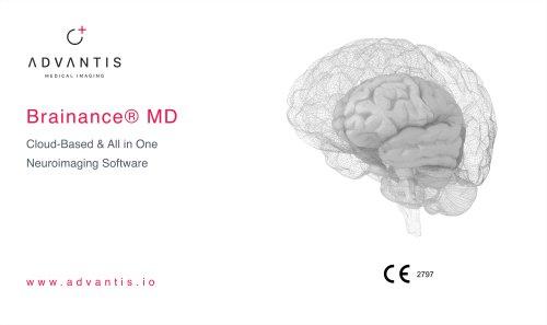 Brainance MD Brochure 2019