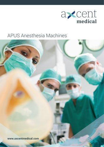 APUS Anesthesia Machines