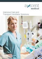 Intensive Care and Transport Ventilator Solutions