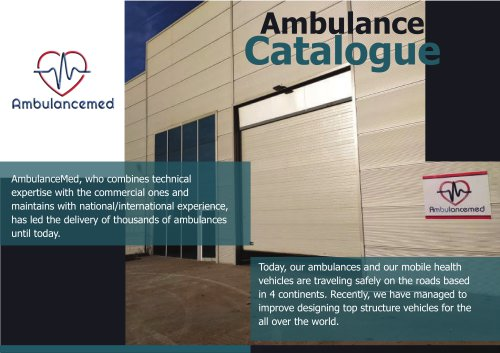 Ambulance Catalog EN 2020