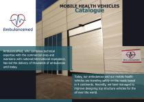 Mobile Clinic Catalog EN 2020