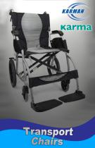 Transport Wheelchairs Brochure