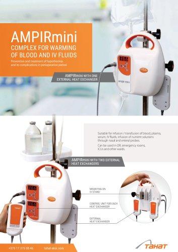 AmpirMini with External Heat Exchangers