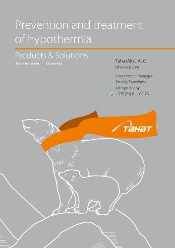 Full Catalogue - Hypothermia