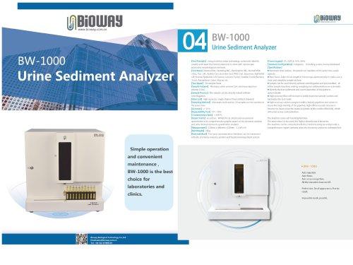 Urine Sediment Analyzer BW-1000