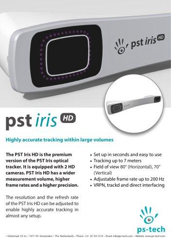PST Iris HD flyer