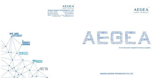 Aegea Catalog