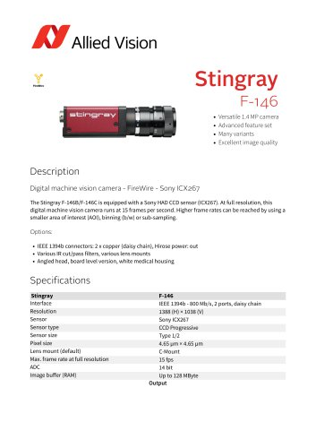 Stingray F-146