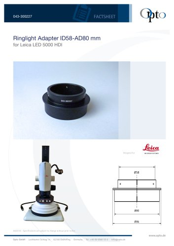 043-300227 FOR LEICA
