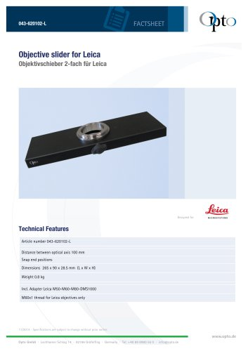 043-620102-l FOR LEICA